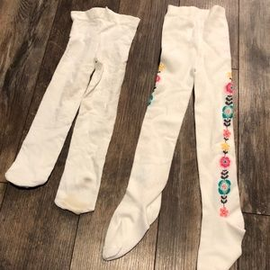 Gymboree tights 3-4